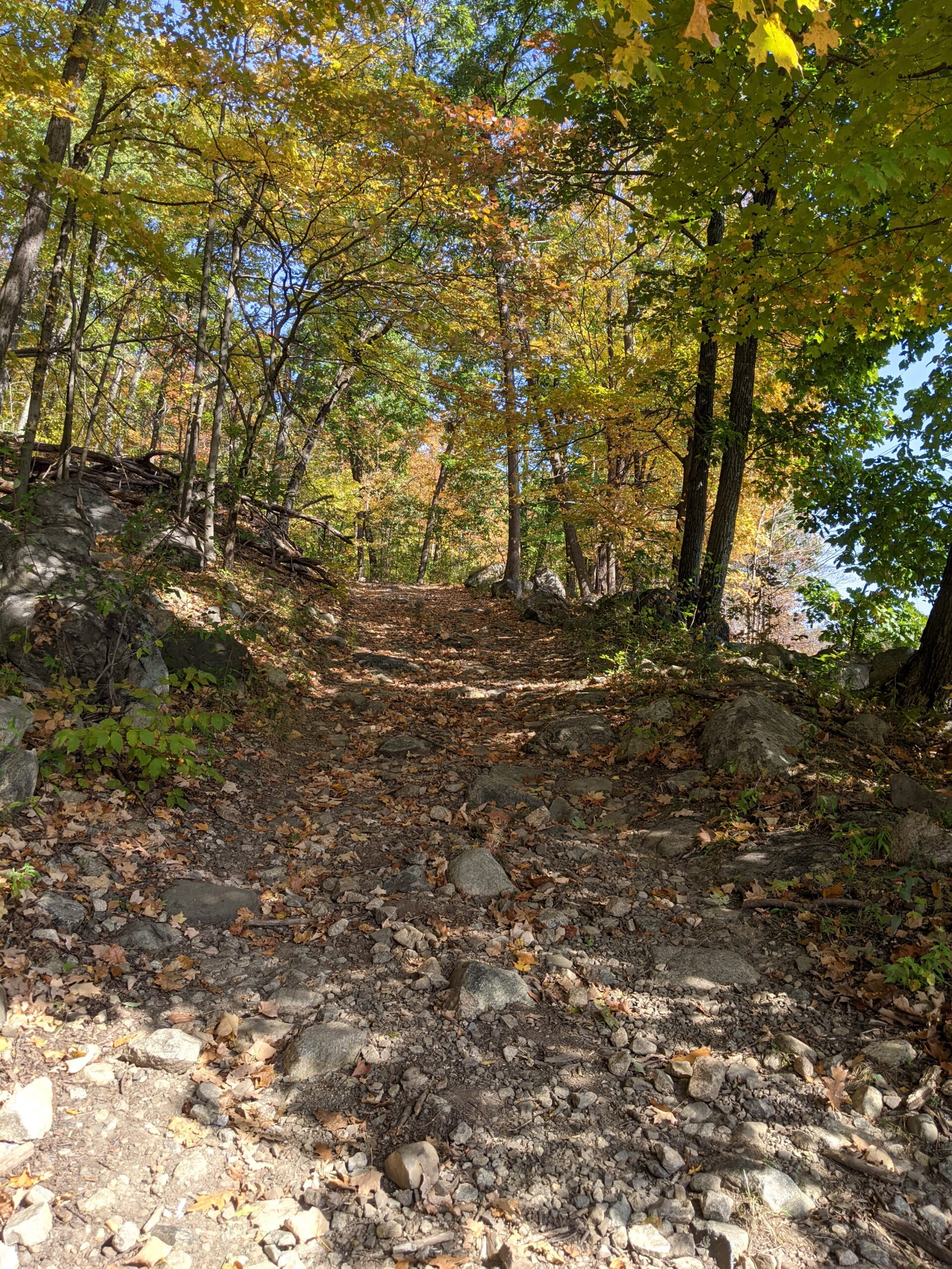 Harriman State Park - Pine Meadow Trail, Third Reservoir ...